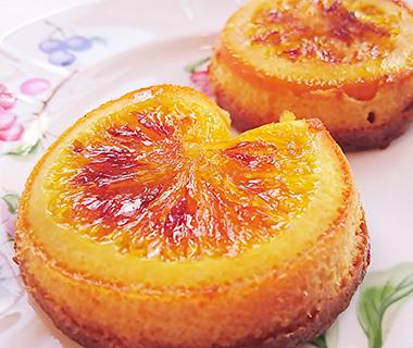 まるごと オレンジケーキ